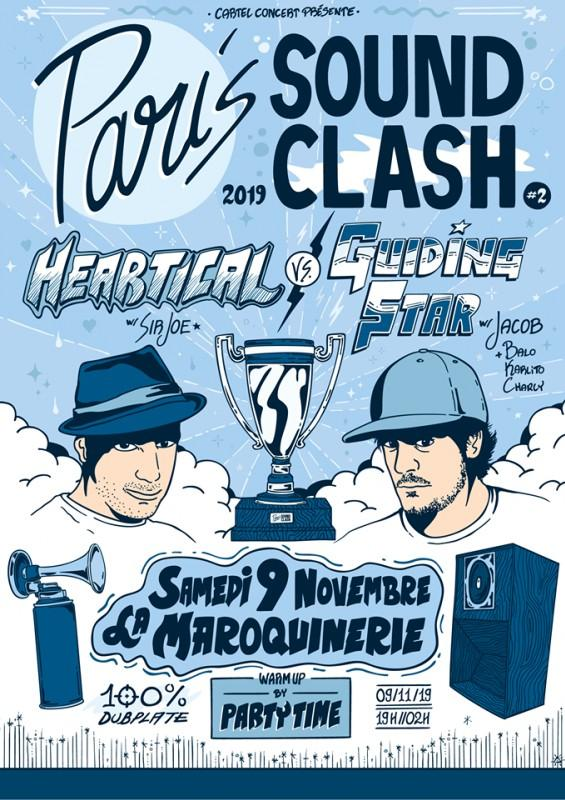 PARIS SOUND CLASH #2