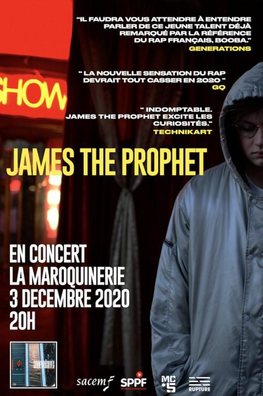 JAMES THE PROPHET